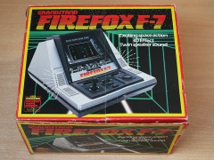 Firefox F-7 by Grandstand - Boxed