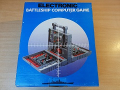 Electronic Battleship by Hales