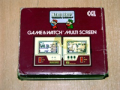 Mario Bros by Nintendo - Boxed