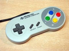 Super Famicom Official Controller