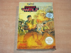 Operation Wolf by Taito