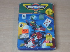 Micro Machines by Codemasters - Plug Through