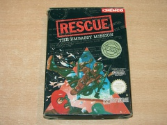 Rescue - Embassy Mission by Kemco
