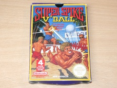 Super Spike Volleyball by Nintendo