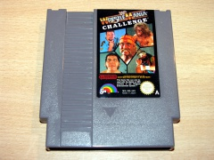 Wrestlemania challenge by LJN