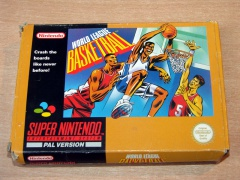 World League Basketball by Nintendo