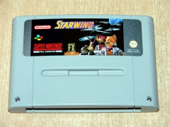 Starwing by Nintendo
