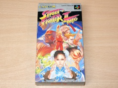 Street Fighter 2 Turbo by Capcom