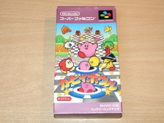 Kirby's Dream Course by Nintendo