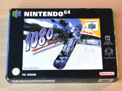 1080 Snowboarding by Nintendo