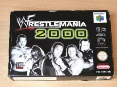 WWF Wrestlemania 2000 by THQ