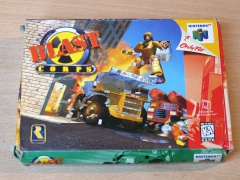 Blast Corps by Rare