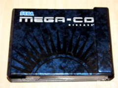 Mega CD Discase Wallet