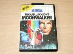 Michael Jackson Moonwalker by Sega