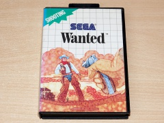 Wanted by Sega