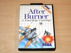 After Burner by Sega *MINT