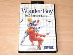 Wonder Boy in Monster Land by Sega