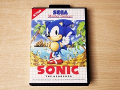 Sonic the Hedgehog by Sega
