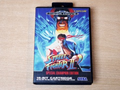 Street Fighter 2 Champion Edition by Sega