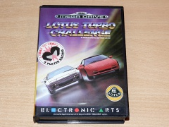 Lotus Turbo Challenge by EA