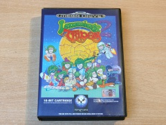 Lemmings 2 - The Tribes by Psygnosis