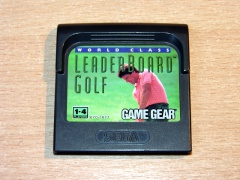 Leaderboard Golf by US Gold