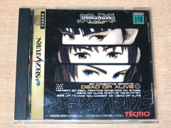 Dead or Alive by Tecmo
