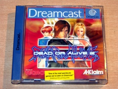 Dead or Alive 2 by Tecmo