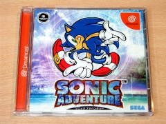 Sonic Adventure by Sega