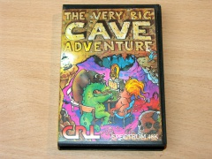 The Very Big Cave Adventure by CRL