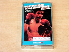 Barry McGuigan Boxing by Activision