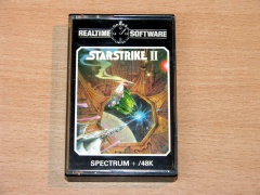 Starstrike 2 by Realtime Software