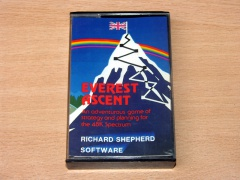 Everest Ascent by Richard Shepherd