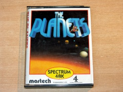 The Planets by Martech