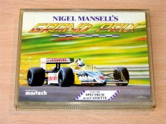 Nigel Mansell Grand Prix by Martech