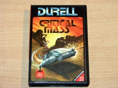 Critical Mass by Durell