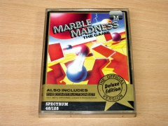 Marble Madness Deluxe by Melbourne House
