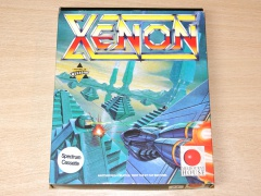 Xenon by Bitmap Brothers + Poster