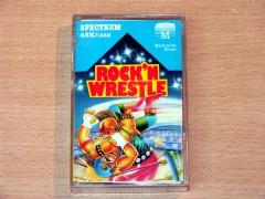 Rock n Wrestle by Melbourne House