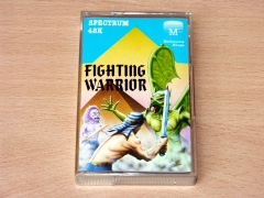 Fighting Warrior by Melbourne House