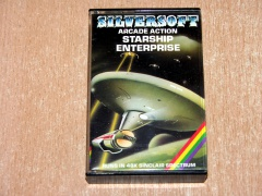 Starship Enterprise by Silversoft