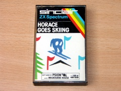 Horace goes Skiing by Sinclair