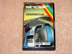 Chequered Flag by Sinclair