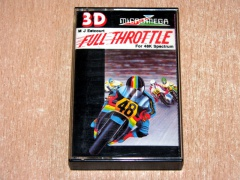 Full Throttle by Micromega