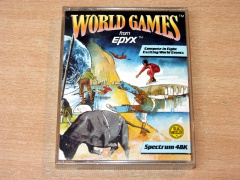 World Games by Epyx