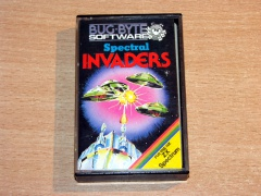 Spectral Invaders by Bug Byte