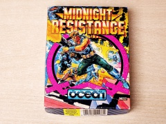 Midnight Resistance by Ocean / Data East