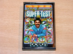 Daley Thompson's Super Test 128 by Ocean