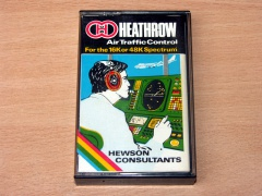 Heathrow Air Traffic Control  by Hewson