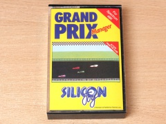 Grand Prix Manager by Silicon Joy